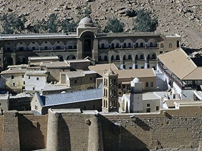 Uknown Hippocrates recipes accidentally found in St. Catherine's Monastery on Mt. Sinai