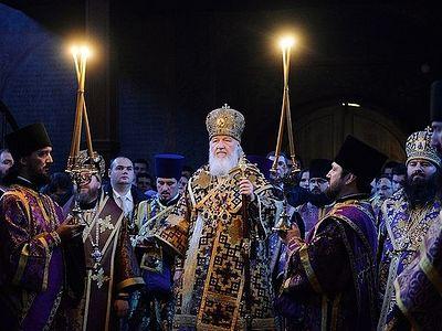 Всенощное бдение / Православие.Ru