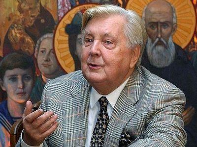 Отошел ко Господу художник Илья Сергеевич Глазунов