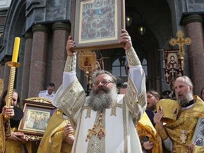 Athonite abbot to participate in consecration of Ekaterinburg's Kazan church