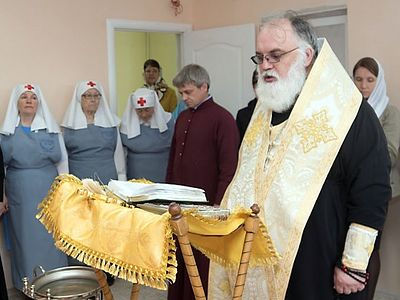 51st Russian Church shelter for women with children opens in Sarapul
