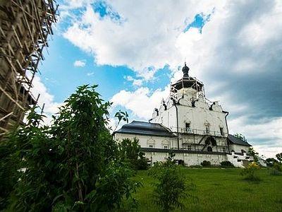 Успенский собор Свияжска создавался для церковной жизни