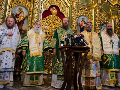 Hierarchs of Local Orthodox Churches express support for canonical Ukrainian Church