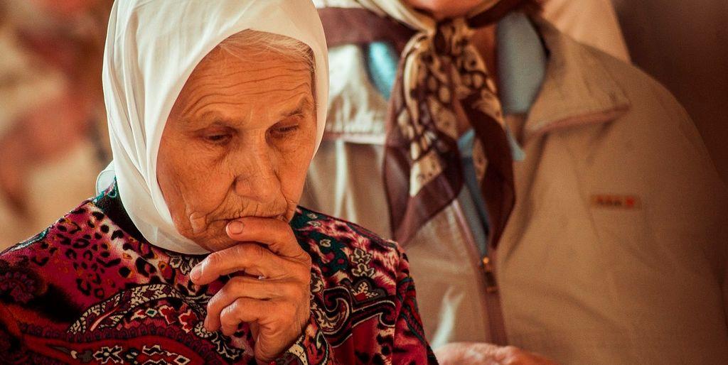 Марина Сыревич. Послал мне Бог двух старушек… / Православие.Ru