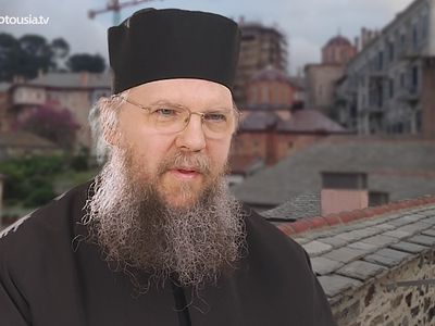 (VIDEO) Abbot Damascene: The Holy Mountain