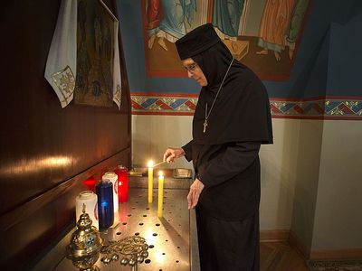 Orthodox Monastery of the Transfiguration marks 50th year