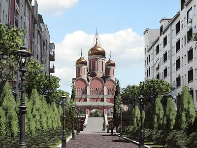 Foundation of Russian-Serbian church in Republika Srpska to be consecrated on centenary of Romanov martyrdom