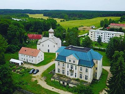 The Monastery of the Greatmartyr George the Victorious in Götschendorf (Germany)