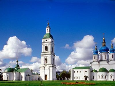 The Tobolsk Kremlin: Holy Wisdom in Siberia