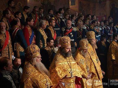 """Bp. Tikhon (Shevkunov) says trailer for """"Mathilde"""" horrified him"""