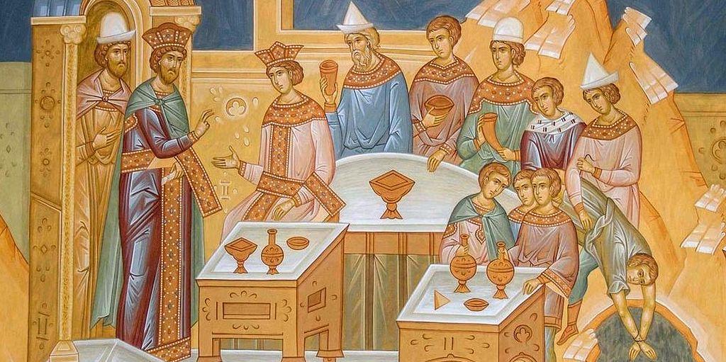Иером. Силуан (Никитин). Брачный пир Сына Божия / Православие.Ru