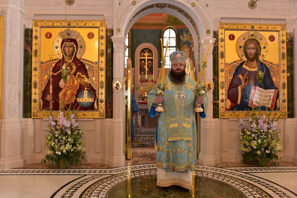 Епископ Бронницкий Парамон