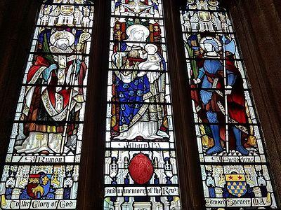 Two Saints of Devon: Rumon of Tavistock and Urith of Chittlehampton