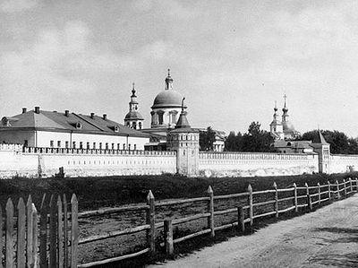 Детская пересылка в московской обители / Православие.Ru