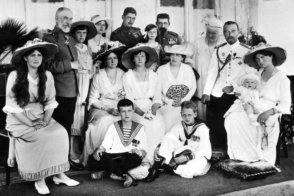 Встреча Императора Николая II с королем Румынии Каролем I, Румыния, порт Констанца, 1 июня 1914 г.