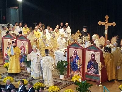 Chicagoland Orthodox Christians Celebrate 125 Years