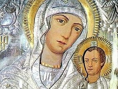 A miraculous healing of the Varnakova Icon of the Mother of God
