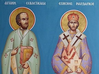 Newest American saints Sebastian and Mardarije added to calendar of Russian Church