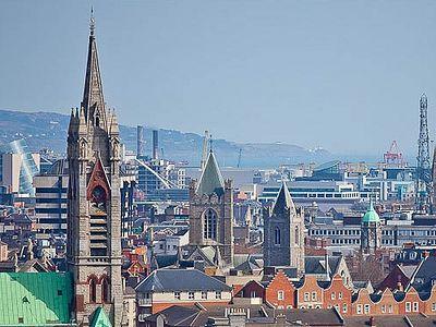 Островок Православия в ирландской столице