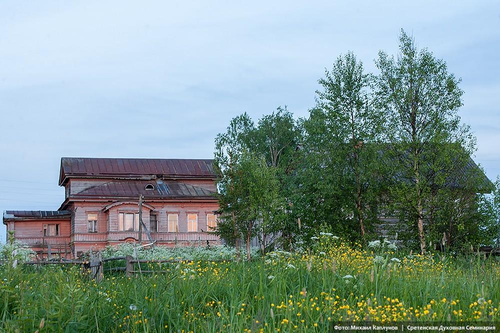 Деревня Поле, Онежский район, Архангельская область