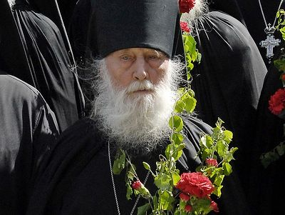Archimandrite Naum, beloved elder of Trinity-St. Sergius Lavra, reposes in the Lord