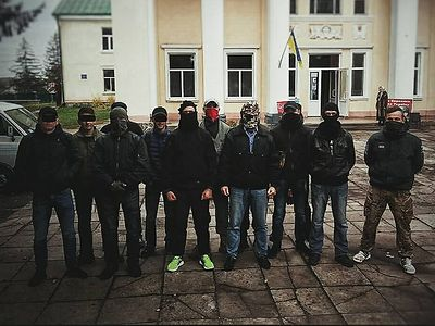 Ukrainian radicals disrupt allocation of land to Pochaev Lavra