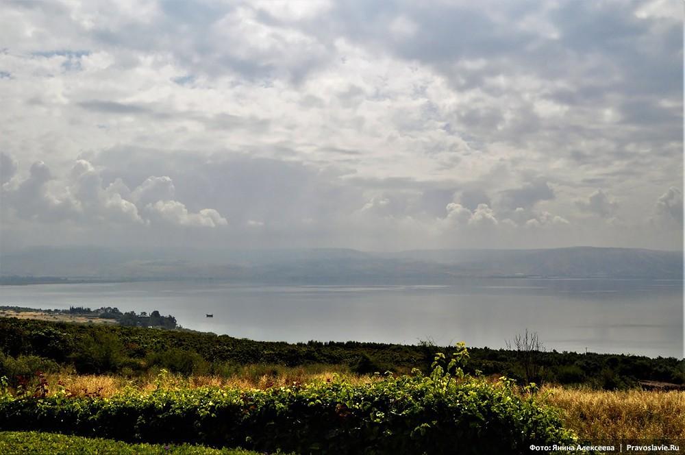 Галилейское озеро