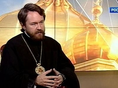 "Greek transgender law is ""crime before God""—Met. Hilarion"