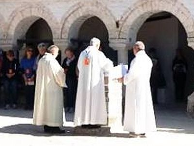 Albanian Ministry of Culture hands Orthodox church over for Catholic mass