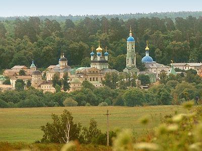 Optina Monastery and Its Era