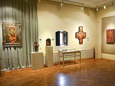 Ежегодная выставка произведений храмового искусства пройдет в Сергиевом Посаде