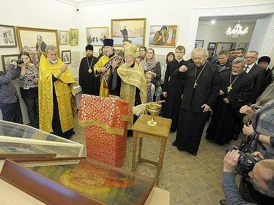Музей Ксении Блаженной открыт в Санкт-Петербурге