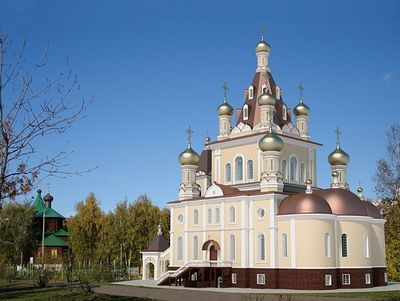 "Largest church in ""200 Program"" built in Moscow"