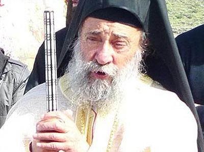 Abbot Gregory of Dochariou: Godless politicians must be prohibited from Mt. Athos