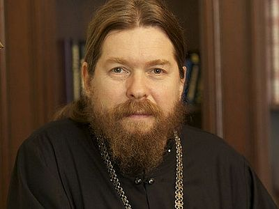 Bishop Tikhon (Shevkunov's) Interview with Radio Liberty