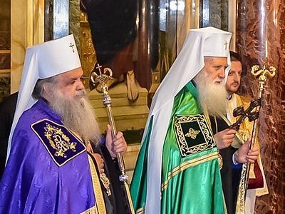 Bulgarian Patriarch Neofit: We have consensus on major issues of future of Macedonian Church