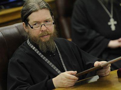 Епископ Тихон пояснил, что значит версия ритуального убийства Царской Семьи
