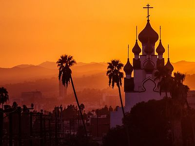 Three Churches of the City of Angels