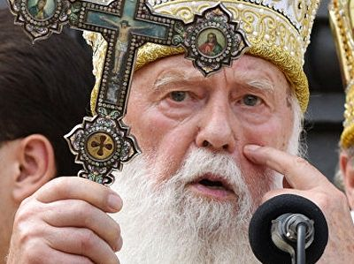"Russian Church certain of authenticity of ""Pat."" Philaret's letter"