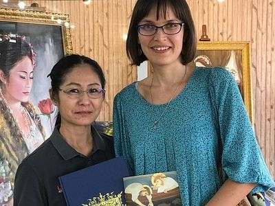 Liturgical and historical-doctrinal texts published in Thai language