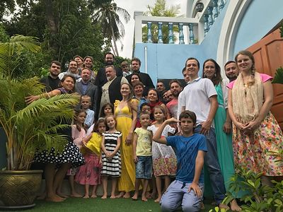 First Orthodox church on Ko Pha-ngan Island, Thailand consecrated