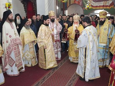 Bulgarian Church sends representative to Macedonian Orthodox celebration