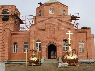 Chechnya's third Orthodox church to open in summer 2018