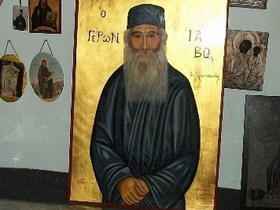 First official celebration of Elder Iakovos (Tsalikis) to take place in June