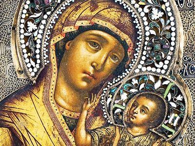 В Москве пройдет выставка шедевров царской иконописной мастерской