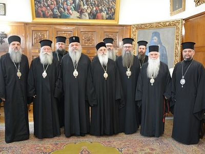 Bulgarian Church: We won't create split in world Orthodoxy over Macedonian issue