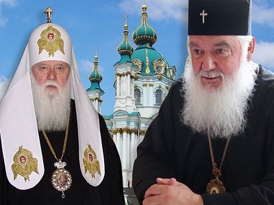 "Internal strife in ""Orthodox Church of Ukraine"" continues as former UAOC head accuses Philaret Denisenko of disobedience to Constantinople"