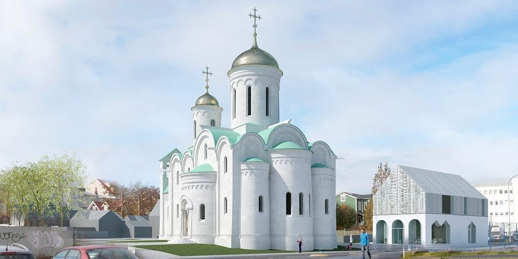 First Orthodox chapel in Iceland consecrated / OrthoChristian.Com