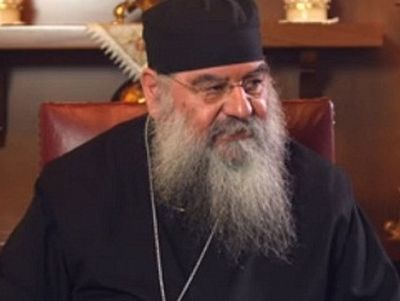 Met. Athanasios of Limassol: Ukrainian autocephaly is matter for Russian Church to decide; Philaret schismatics should return to canonical Church