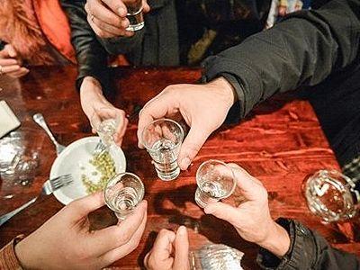 В России потребление алкоголя снизилось на 80% за семь лет